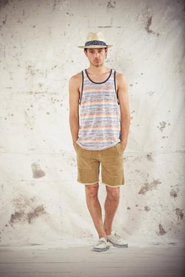 Марка Obey выпустила лукбук весенней коллекции одежды. Изображение № 6.