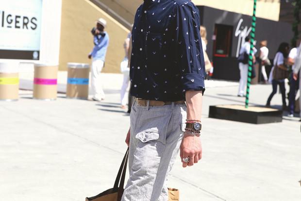 Детали: Репортаж с выставки мужской одежды Pitti Uomo. День заключительный. Изображение № 8.