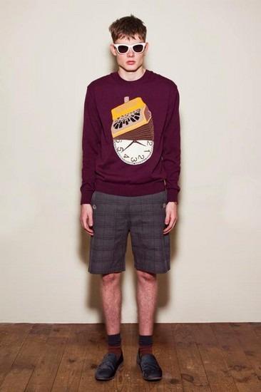 Марка Undercover опубликовала лукбук весенней коллекции одежды. Изображение № 21.