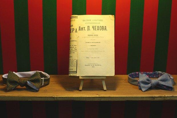В Москве открылся магазин марки Chehov. Изображение № 5.