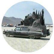 Катафалк: Ритуальные авто в обычной жизни и мировой культуре. Изображение № 15.
