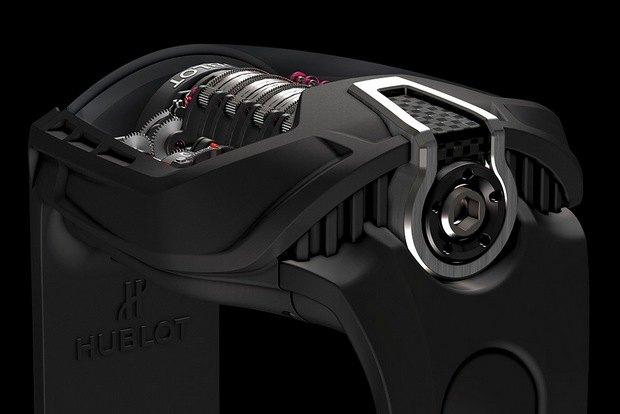 Швейцарская компания представила часы с рекордным запасом хода. Изображение № 2.