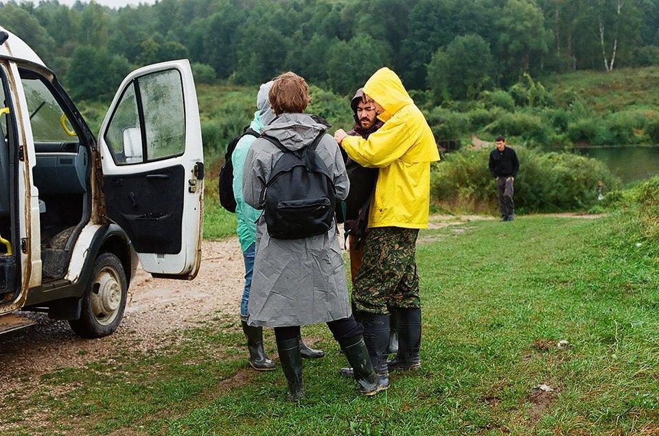 Фоторепортаж: Как редакторы FURFUR съездили на рыбалку. Изображение № 14.