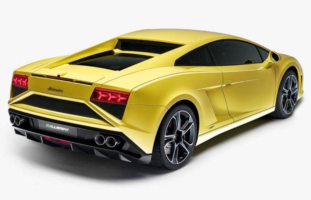 Lamborghini представил две новые модели суперкара Gallardo. Изображение № 2.