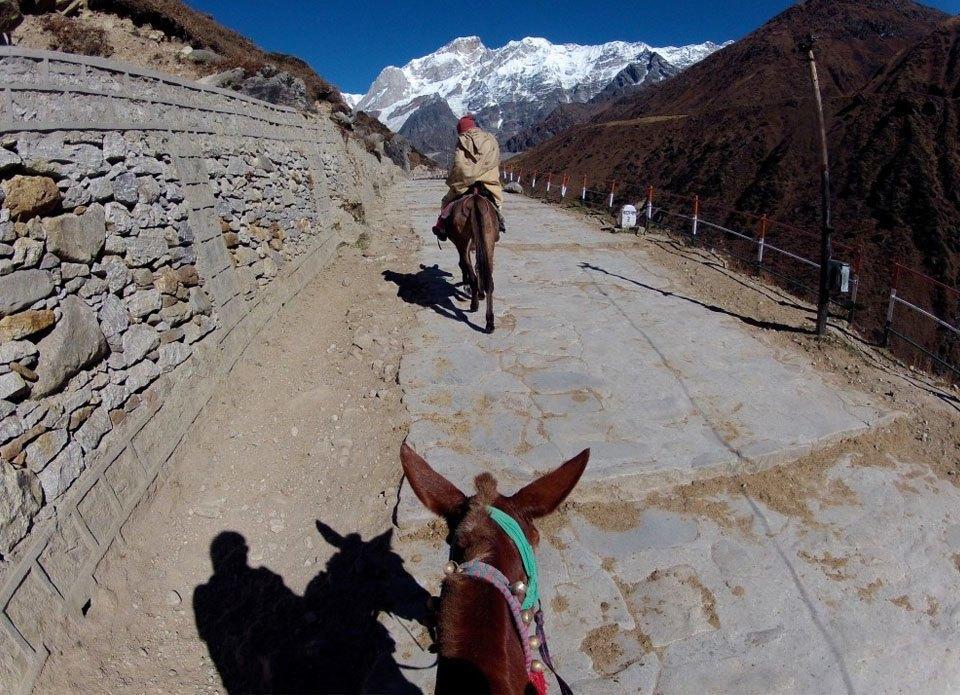 «Нет ничего лучше гор, мотоцикла и бесконечной дороги под ним»: Путешествие по Азии на двух колёсах. Изображение № 10.
