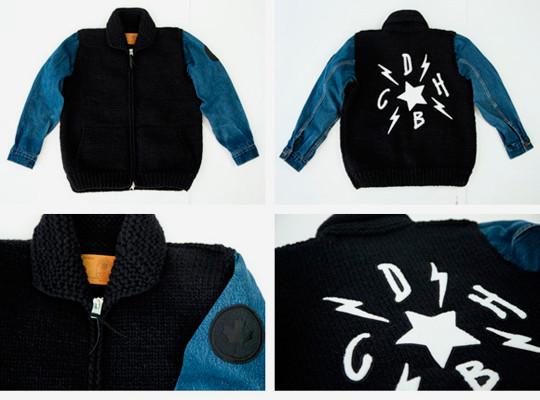 Марка Stussy и канадский дизайнер Райф Алделберг выпустили совместную коллекцию одежды. Изображение № 7.