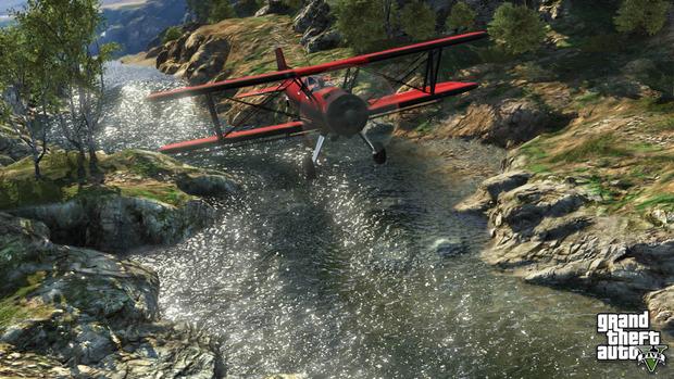 Опубликованы новые скриншоты игры GTA V. Изображение № 3.