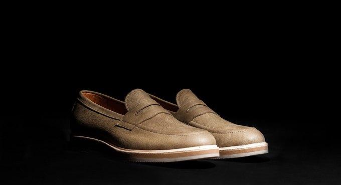 Новая марка: Мужские кожаные ботинки «Циркуль». Изображение № 6.