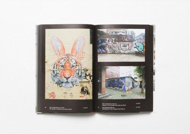 Вышла книга об уличном искусстве Сеула. Изображение № 12.