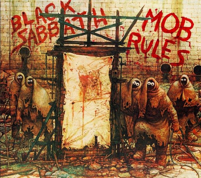 Metal Albums with Googly Eyes: Блог смешного кастомайзинга альбомов тяжёлой музыки. Изображение № 3.