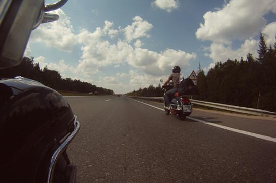 Шоссе энтузиастов: Как я проехал 3000 километров на мопеде по России. Изображение № 9.
