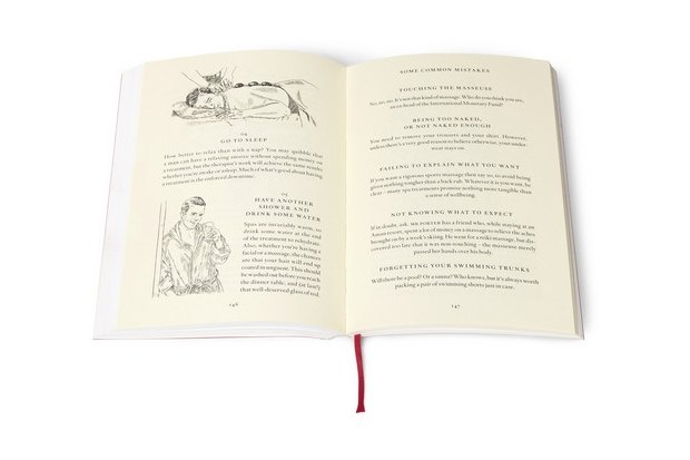 Сайт Mr. Porter выпустил книгу «The Manual for a Stylish Life: Volume One». Изображение № 4.