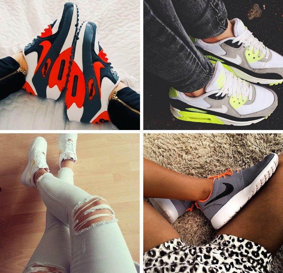 Sneaker porn: 10 Tumblr-блогов с красивыми девушками в кроссовках. Изображение № 3.