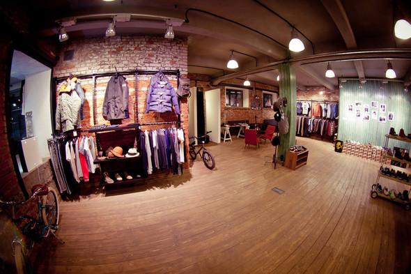 Новое пространство магазина Konkrete Store. Изображение № 3.