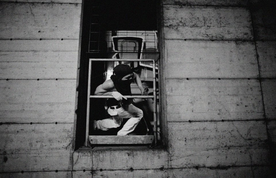 8 знаменитых фотографов, исследовавших мир граффити. Изображение № 22.