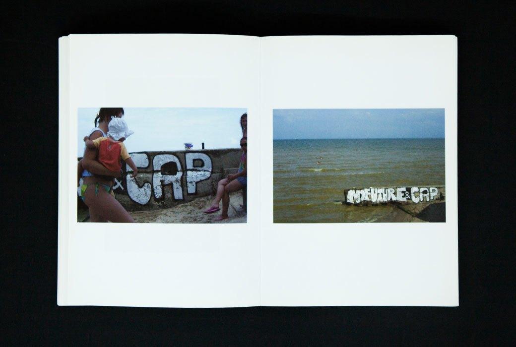 Библиотека мастерской: Книга граффити Crew Against People. Изображение № 6.