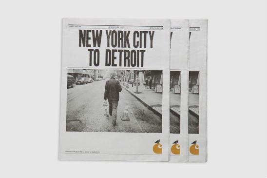 Лукбук новой коллекции марок Carhartt и 5boro. Изображение № 2.