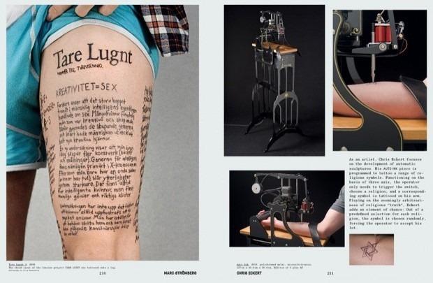 Выходит новая книга о культуре татуировок «Forever: The New Tattoo». Изображение № 14.