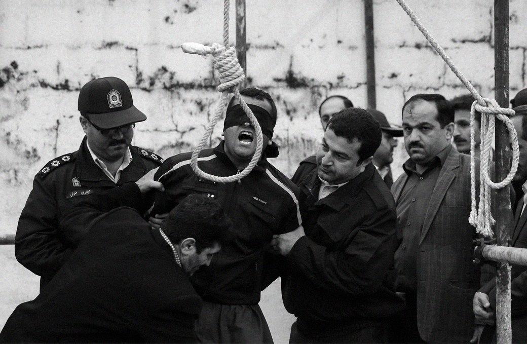 Как смертная казнь влияла на уровень преступности в разных странах. Изображение № 2.
