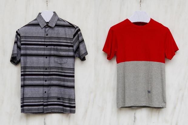Американская марка Freshjive выпустила вторую часть весенней коллекции одежды. Изображение № 11.