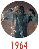 Эволюция инопланетян: 60 портретов пришельцев в кино от «Путешествия на Луну» до «Прометея». Изображение № 26.