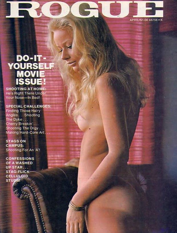 Ушедшая эпоха: 6 эротических журналов прошлого столетия. Изображение № 13.