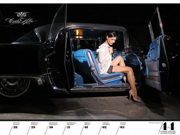 10 эротических календарей на 2013 год. Изображение № 91.