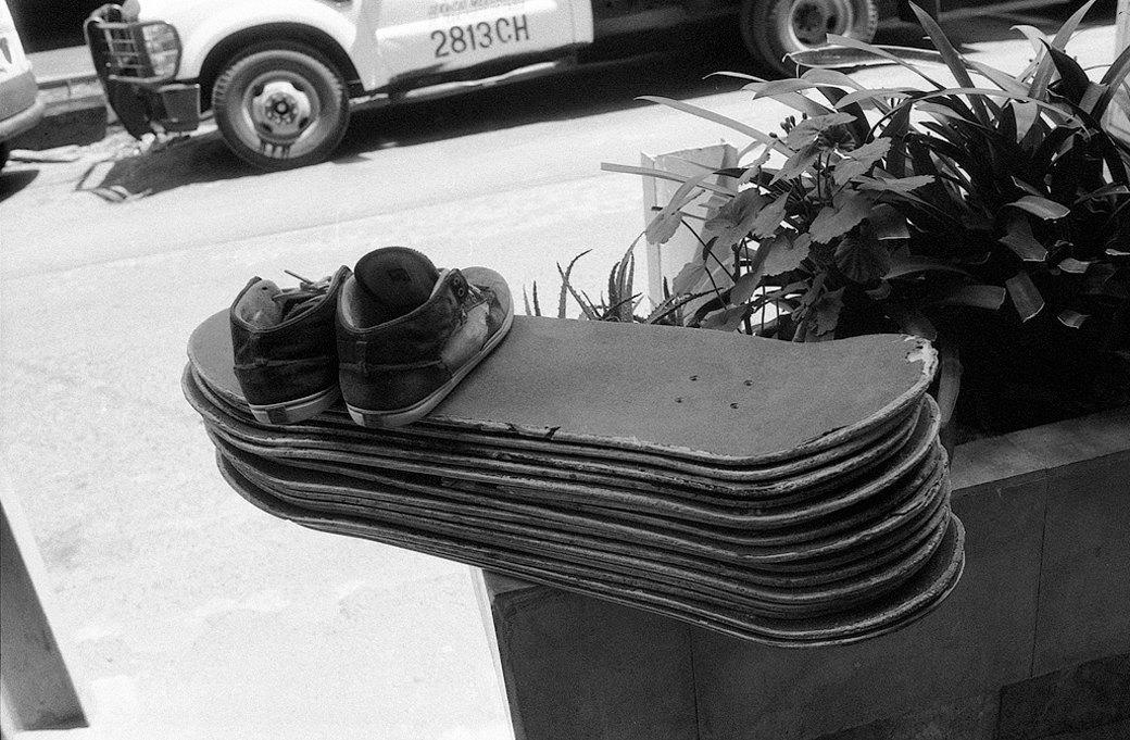 Фотоблог скейтера: Алексей Лапин о поездках в Мексику и Белоруссию. Изображение № 15.