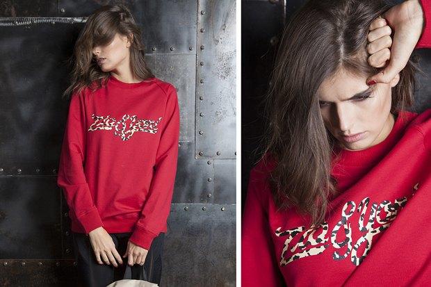 Российская модель Даша Малыгина снялась для нового лукбука марки Ziq & Yoni. Изображение № 10.