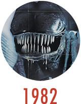 Эволюция инопланетян: 60 портретов пришельцев в кино от «Путешествия на Луну» до «Прометея». Изображение № 44.