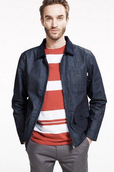 Марка Saturdays Surf NYC выпустила лукбук осенней коллекции одежды. Изображение № 15.