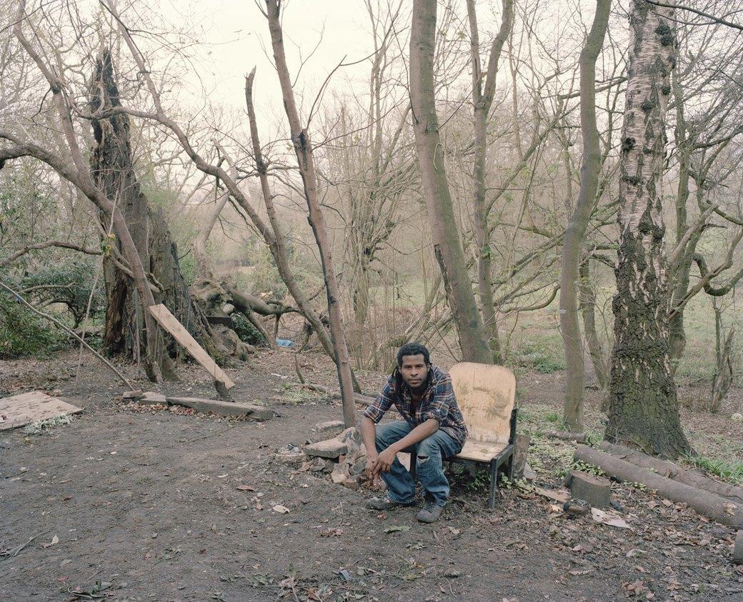 Фотопроект: Жители экопоселения в окрестностях Лондона. Изображение № 5.
