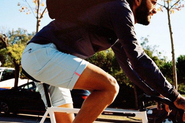Велосипедная марка Rapha опубликовала лукбук весенне-летней коллекции. Изображение № 6.