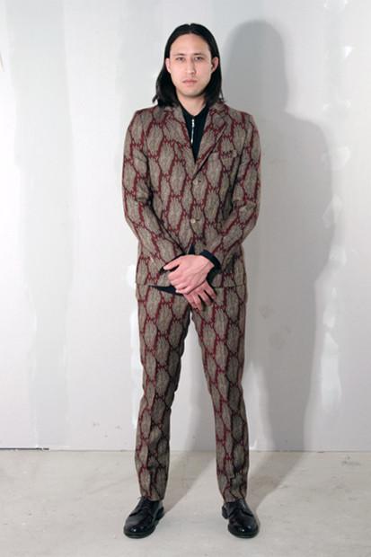 Марка Our Legacy выпустила лукбук осенней коллекции одежды. Изображение № 2.