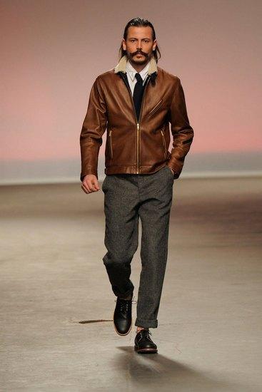 Марка Oliver Spencer представила осеннюю коллекцию одежды. Изображение № 3.