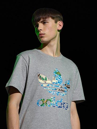 Марка Adidas Originals и дизайнер Казуки Кураиши запустили новую линейку одежды. Изображение № 8.