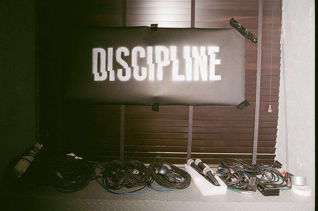 Фоторепортаж: «Дисциплина» в клубе Fassbinder. Изображение № 2.