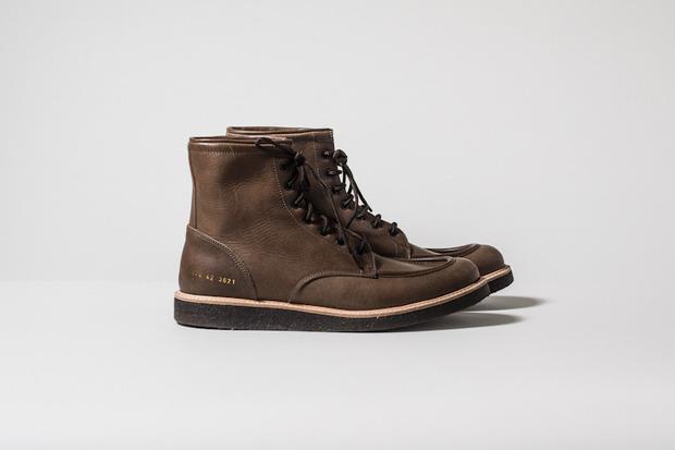 Марка Common Projects представила осеннюю коллекцию обуви. Изображение № 3.