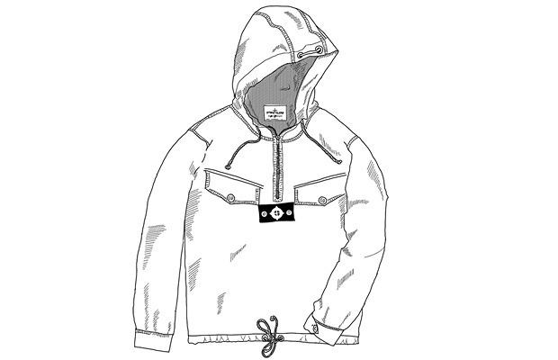 Остров сокровищ: 10 легендарных курток и материалов Stone Island. Изображение № 20.