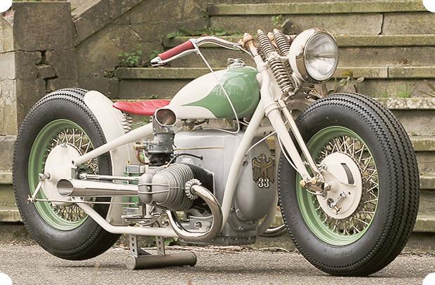 Сбросить вес: Гид по облегченным американским мотоциклам — бобберам. Изображение №11.
