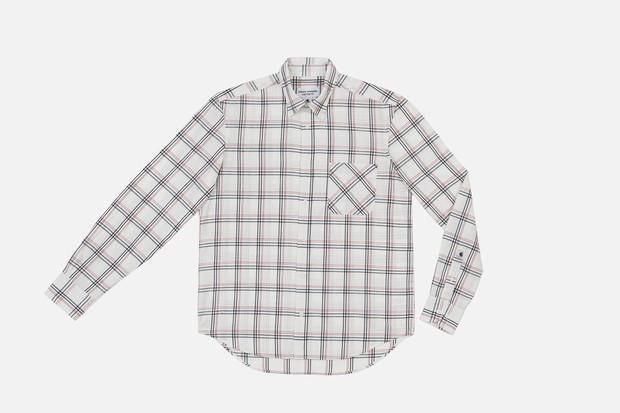 Дизайнер Адам Киммел и марка Carhartt выпустили новую совместную коллекцию одежды. Изображение № 6.