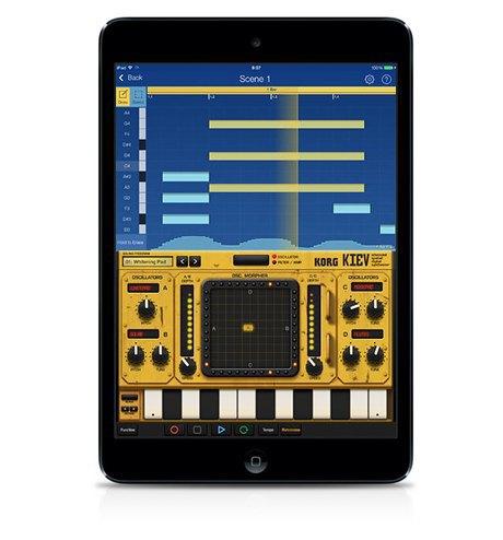 Нажми на кнопку: 10 приложений для создания музыки. Изображение № 1.