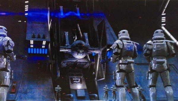 В сеть слили концепт-арт седьмого эпизода «Звёздных войн». Изображение № 3.