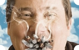 Там за туманами: 40 фильмов и 40 альбомов ко всемирному дню свободы марихуаны. Изображение №39.