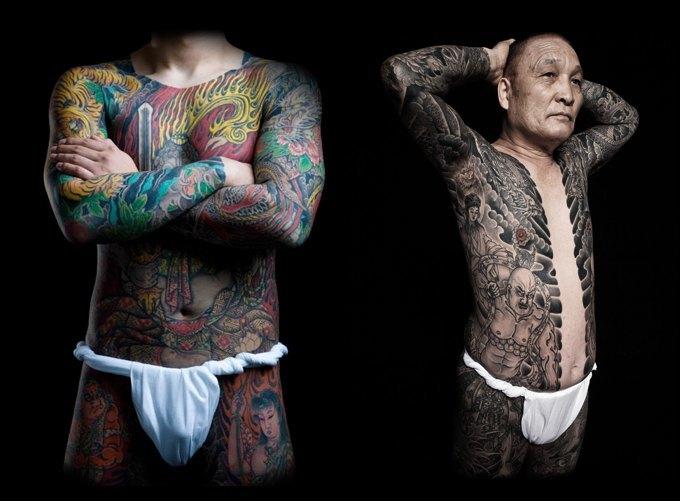Путеводитель по культуре японских татуировок. Изображение № 7.