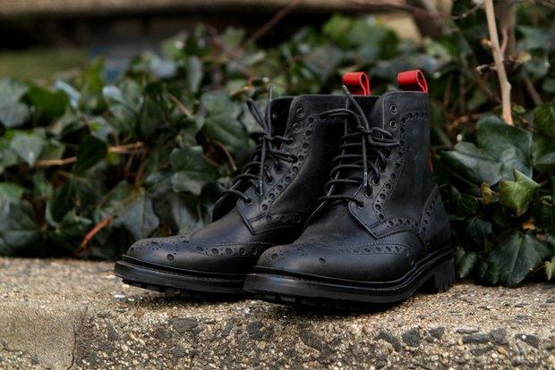 Дизайнер Ронни Фиг и марка Grenson выпустили капсульную коллекцию обуви. Изображение № 2.