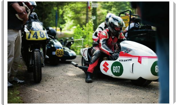 В Германии издали книгу фотографий ежегодной гонки на мотоциклах Barr Hill Race. Изображение № 6.