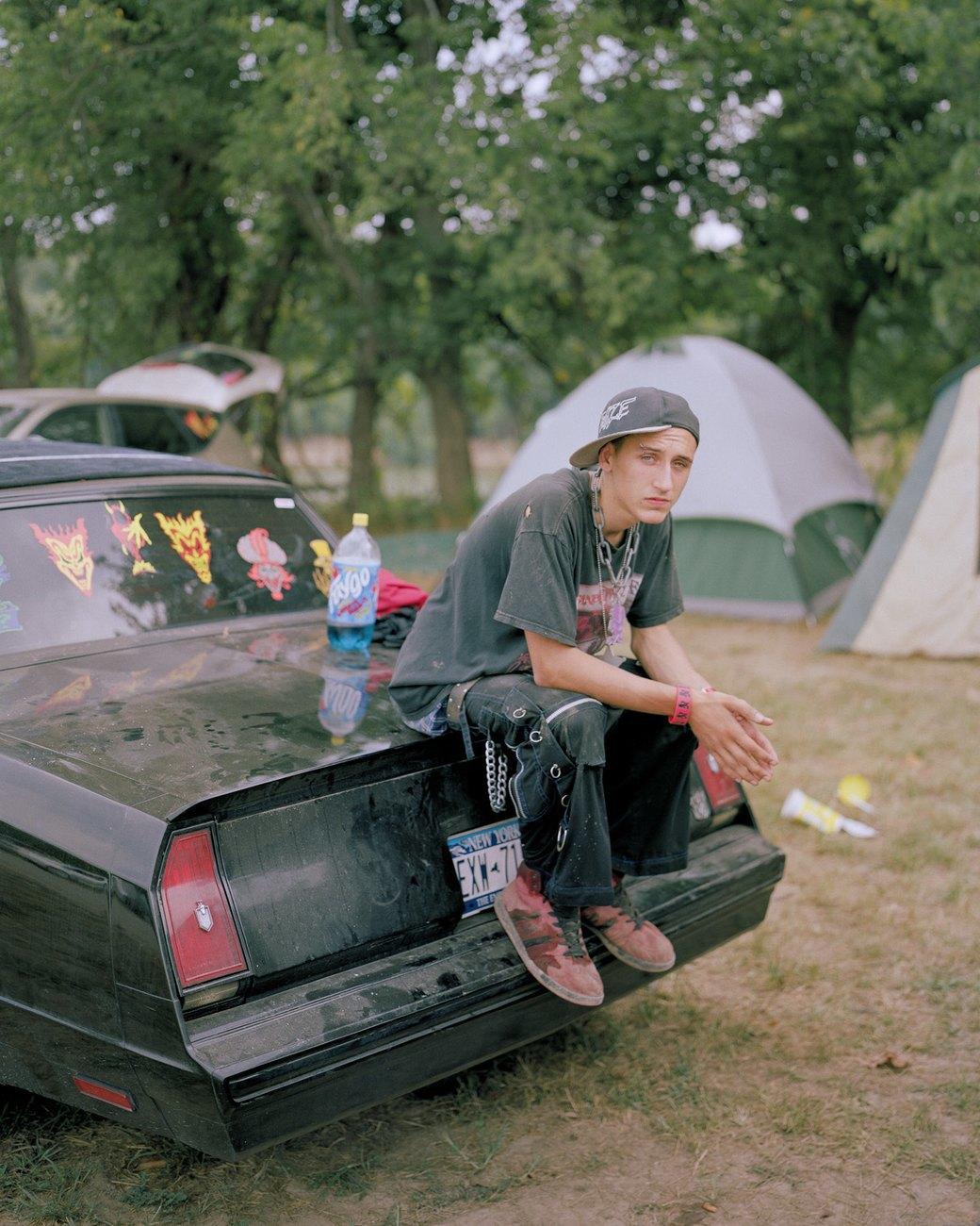 Клоуны на выезде: Фоторепортаж с ежегодного фестиваля джаггало в Иллинойсе. Изображение № 9.