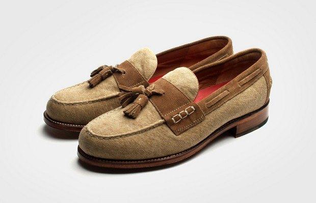 Марка Grenson выпустила весеннюю коллекцию обуви. Изображение № 21.