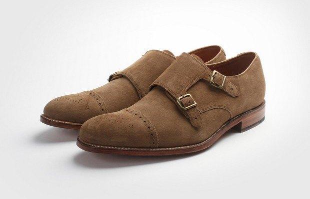 Марка Grenson выпустила весеннюю коллекцию обуви. Изображение № 32.